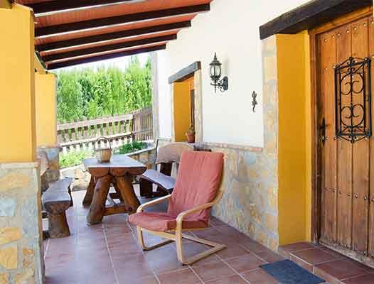 Alojaiento Rural Casa Fuente del Prado